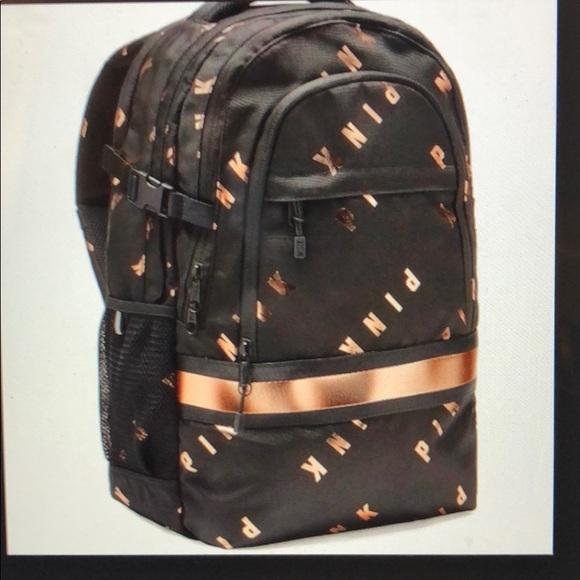 PINK Victoria's Secret Handbags - Victoria's Secret/PINK  Backpack!!
